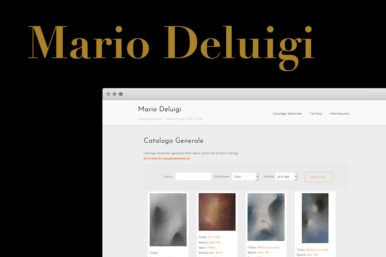 MARIODELUIGI.IT